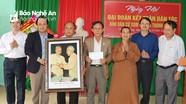 Bí thư Đảng ủy Khối Các cơ quan tỉnh dự Ngày hội Đại đoàn kết tại xã Thanh Phong, Thanh Chương