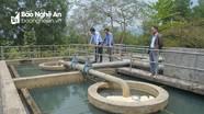 Sớm thay thế nguồn nước thô cho Trạm cấp nước Quỳ Hợp