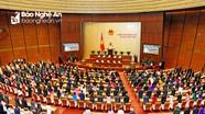 Chương trình kỳ họp thứ năm, Quốc hội khóa XIV