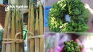 Trải nghiệm chợ phiên vùng cao Tương Dương với các loại rau củ độc đáo