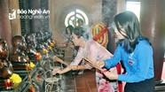 Lãnh đạo tỉnh dâng hương tưởng niệm 51 năm ngày hy sinh của 13 liệt sỹ TNXP Truông Bồn