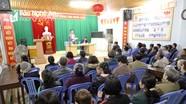 Hơn 500 đảng viên ở cơ quan, phường, xã ở TP Vinh về sinh hoạt tại cơ sở và hiệu quả bước đầu