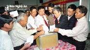 Giải quyết vấn đề phát sinh về nhân sự cấp ủy trước đại hội cấp cơ sở tại Nghệ An