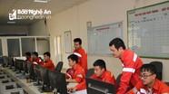 Đảng bộ Công ty CP Xi măng Sông Lam: Tạo khí thế hăng say lao động, sản xuất