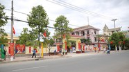 Xây dựng phường Đông Vĩnh phát triển toàn diện, văn minh