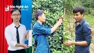 Những người trẻ 'nuôi' khát vọng trên non cao xứ Nghệ