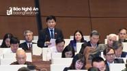 Đoàn đại biểu Quốc hội tỉnh Nghệ An: Tích cực tham gia công tác xây dựng pháp luật