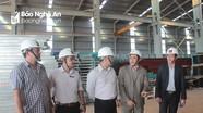 Thị xã trẻ Hoàng Mai  khẳng định là 1 trong 3 cực tăng trưởng của tỉnh