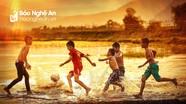 Ngày hè của trẻ em xã Môn Sơn, huyện Con Cuông