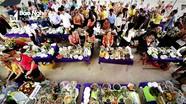Thi ẩm thực Hội cây đa cồn chùa