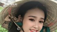 Nữ sinh Đại học Vinh đoạt danh hiệu Á khôi 2 sinh viên Việt Nam 2018
