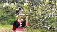 Xuân về trong những màu áo váy sặc sỡ của người Mông