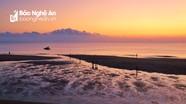 Những hình ảnh lấp lánh tuyệt đẹp của biển Cửa Lò khiến bạn muốn đến check-in ngay dịp lễ này