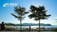 'Check-in' điểm chụp ảnh cực đẹp ở biển Cửa Hiền