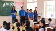 Hội LHTN Việt Nam đánh giá cao hoạt động tình nguyện của thanh niên Nghệ An