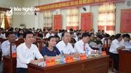 Anh Sơn bầu bổ sung 3 chức danh ủy viên UBND huyện nhiệm kỳ 2016-2021