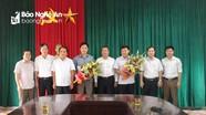 Nghi Lộc bổ nhiệm Trưởng ban Tuyên giáo kiêm Giám đốc Trung tâm Bồi dưỡng chính trị huyện