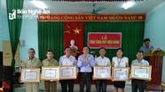 Các địa phương truy tặng danh hiệu Bà mẹ Việt Nam anh hùng và trao tặng Huy hiệu Đảng