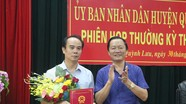 Quỳnh Lưu bổ nhiệm cán bộ cấp trưởng phòng