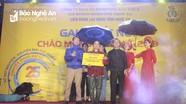 Ấm áp món quà tinh thần cuối năm MobiFone dành tặng người lao động tại Nghệ An