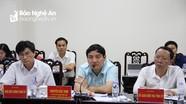 Bí thư Tỉnh ủy Nghệ An chỉ đạo giải quyết nhiều vấn đề liên quan đến đất đai tại phiên tiếp công dân