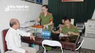 Khắc tinh của tội phạm ma túy ở Nghệ An