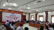 Đại biểu thanh niên nói về việc làm theo tinh thần học tập suốt đời của Bác Hồ