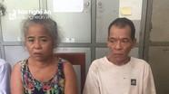 Người dân trình báo, cảnh sát bắt đôi vợ chồng buôn bán ma túy