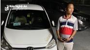 Hai thanh niên mang nửa cân ma túy từ Hà Tĩnh sang thành phố Vinh tiêu thụ