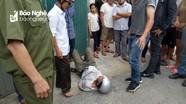 Khống chế 3 thanh niên gây tai nạn còn đòi hành hung công an