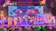 Thắm thiết tình hữu nghị Việt Nam - Lào