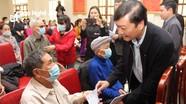 Đồng chí Lê Hồng Vinh thăm, chúc Tết tại 2 huyện Anh Sơn, Đô Lương
