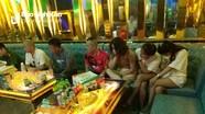 Nghệ An: Bắt quả tang nhóm thanh niên sử dụng ma túy trong quán karaoke