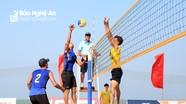 Khai mạc Giải bóng chuyền bãi biển toàn quốc Tour I 2019