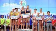 Trao giải bóng chuyền bãi biển toàn quốc Tour I 2019 tổ chức tại Nghệ An