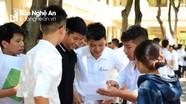 Chuyện cậu bé đạp xe thăm em vào đề Toán tuyển sinh lớp 10 của Nghệ An
