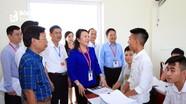 Nghệ An là tỉnh duy nhất trong cả nước chấm thi và làm phách tập trung tại kỳ thi THPT quốc gia