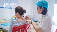 Hiệu quả điều trị Đông, Tây y kết hợp tại Bệnh viện Đa khoa Cửa Đông