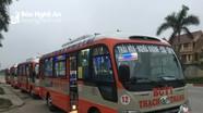 Buýt Thạch Thành trả lại tư trang, hành lý cho hành khách bỏ quên trên xe