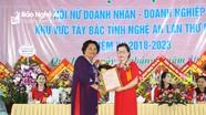 Phấn đấu trở thành Chi hội xuất sắc của Hội Nữ doanh nghiệp Nghệ An