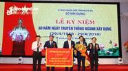 Ngành Xây dựng Nghệ An khẳng định ngành kinh tế kỹ thuật mũi nhọn của tỉnh