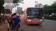 Buýt Thạch Thành bổ sung vé tháng chặng Vinh - thị trấn Nam Đàn - Nam Hưng