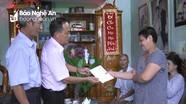 Các địa phương trao quà cho nạn nhân chất độc da cam/dioxin