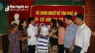 Trao quà cho học sinh và người dân vùng lũ Tương Dương, Kỳ Sơn