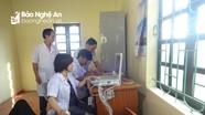 Hơn 200 người cao tuổi được khám và cấp thuốc miễn phí