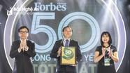 Vinamilk liên tiếp đứng trong Top các doanh nghiệp niêm yết xuất sắc của Việt Nam và châu Á