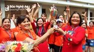 Ngày hội của nữ Doanh nhân Nghệ An