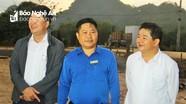 Tạo thủ tục, cơ chế thông thoáng, thu hút đầu tư hiệu quả ở Anh Sơn