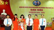Đại hội Đảng bộ Ngân hàng Nhà nước Chi nhánh tỉnh Nghệ An nhiệm kỳ 2020 - 2025