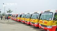 Từ ngày 31/3, xe buýt Đông Bắc tạm dừng hoạt động để phòng, chống dịch Covid-19